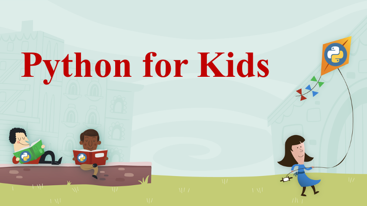 Thumbnail for Python For Kids - Download Free Material